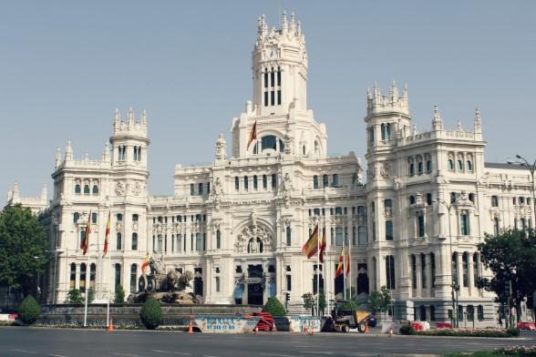 ☎ Ayuntamiento de Madrid teléfono